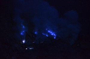 ijen blue fire - banyuwangi tour package