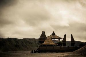 mount bromo temple